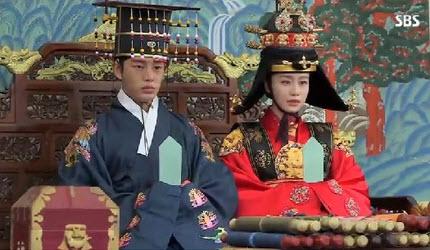 le Garyebok est la robe portée lors de la cérémonie mariage