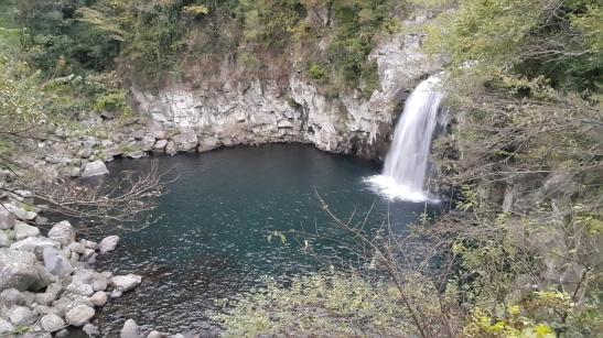 Rapide escapade à Jeju il y a quelques semaines.